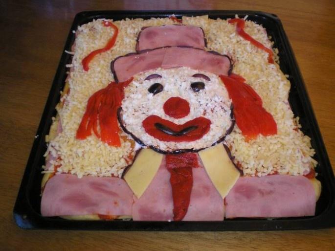 clown pitsa