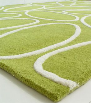 Elegant Florina Lime Rug From The Denmark Rugs Collection Collection At Modern Area  Rugs