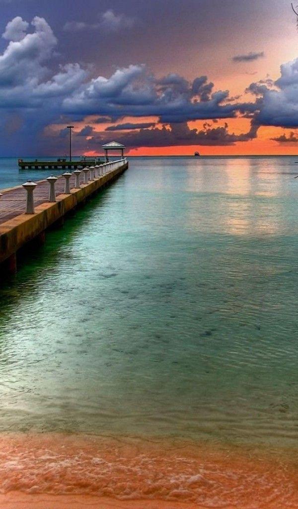 Earth, Sky / Key West, Florida