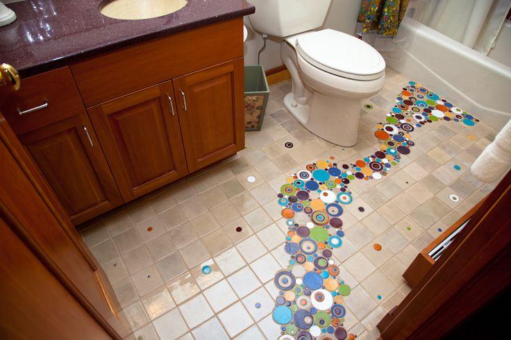 Flooring - Mercury Mosaics