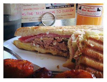 1. Old Havana Sandwich Shop, Durham