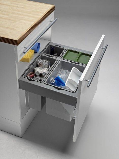Recykling zaczyna się w domu! http://www.eco-market.pl/pl/p/Wysuwany-kosz-do-segregacji-odpadow-z-hamulcem-i-mocowaniem-A4031HM-/1162