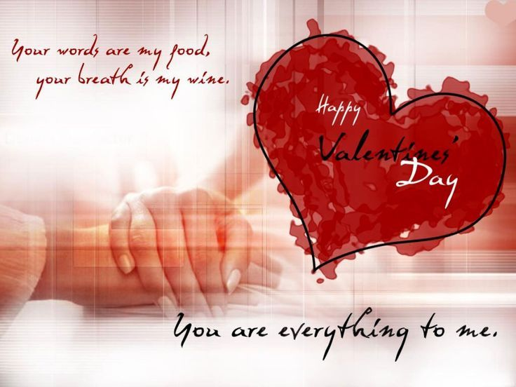 Quotes About Love : Picture Description i love you happy valentines day