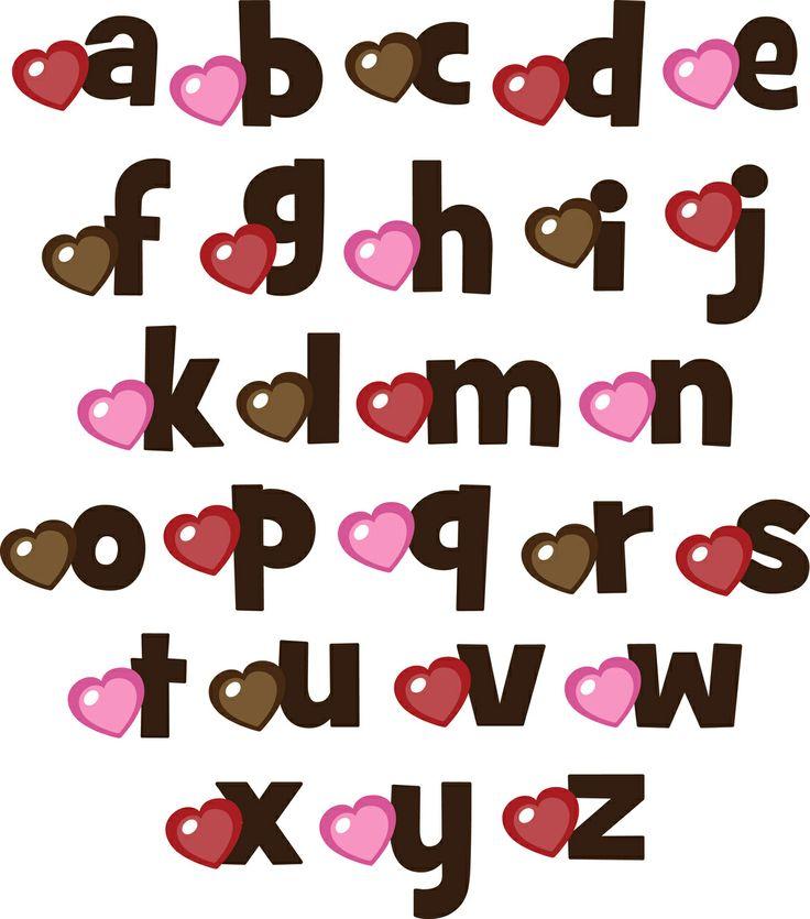 Alphabet dating e