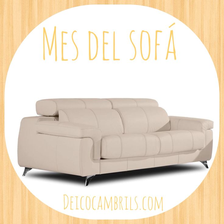 Seguimos con las ofertas del mes del sofa hoy os ense amos for Ofertas sillones piel