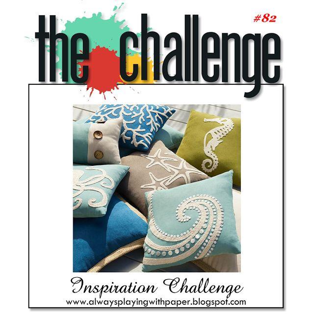 The Challenge #82 {Inspiration Challenge}