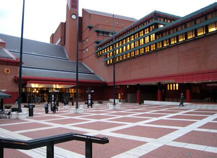 British Library photos, photographs from a trip to the British Library, St Pancras, London, NW1 2D