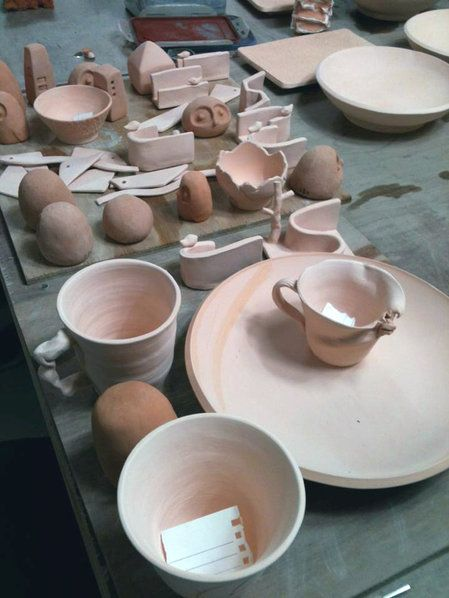 """Making"" Pottery by Sunim Ham"