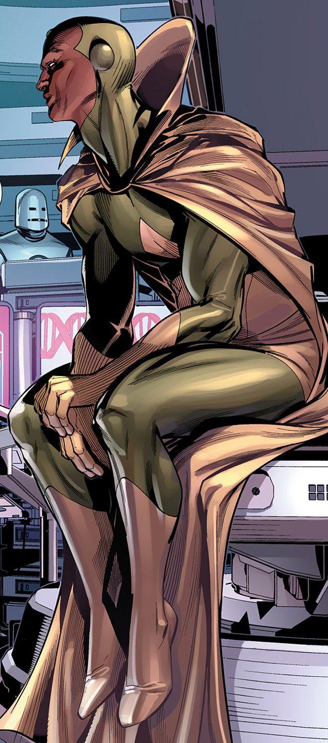 Vision: Avengers #24.1