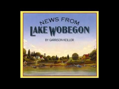 25 Lutheran ministers on a Pontoon Boat, Garrison Keillor, News From Lake Wobegon (A Prairie Home Companion) - YouTube