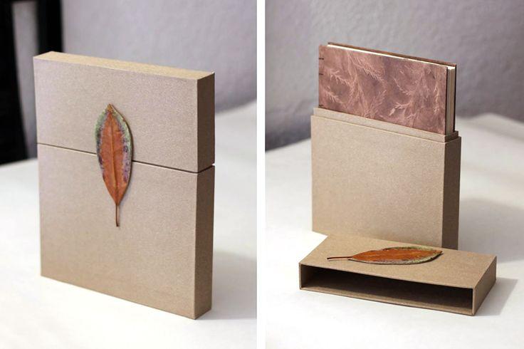 Blog sobre encuadernación artesanal y diseño editorial.