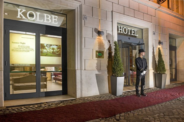 Congress center Kolbe Hotel Rome