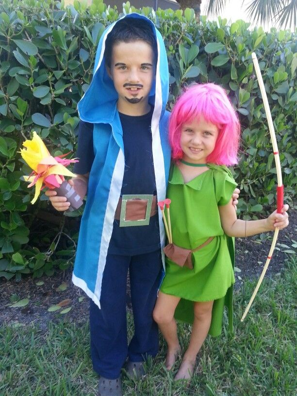 Clash of Clans Halloween Costumes