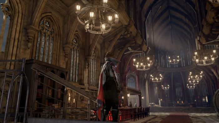 Code Vein hands-on preview: Sort of anime sort of Dark Souls Gaming