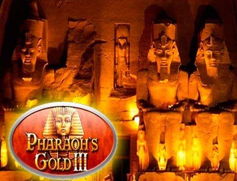 Играть на деньги онлайн на автомате Pharaons Gold 3 Третья версия занимательного игрового автомата на деньги Pharaons Gold заставит вас вновь окунуться в таинственный мир Египта. Игроки онлайн казино Вулкан встретятся с реальными атрибутами, которые описываются в древних