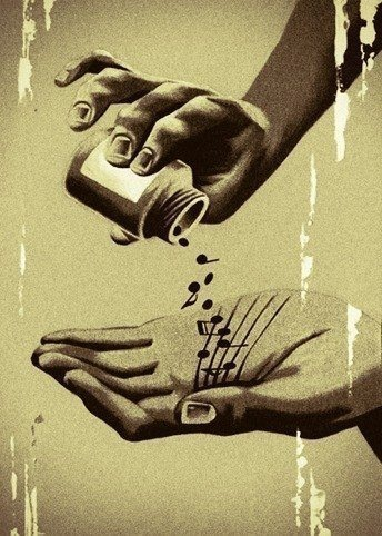 Music therapy...