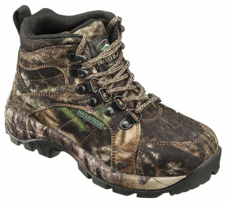 Redhead Cougar Hunting Boots For Youth B Pro S Turkeyhunting Youthhuntinggear