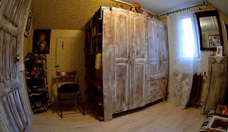 Идея обновлять мебель родилась не вчера