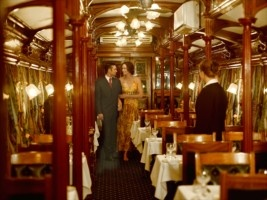 Rovos Rail - The most luxurious Train in the World  http://www.south-african-hotels.com  http://www.south-african-hotels.com/country/south-africa/tours/