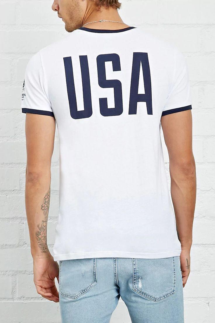 Copa America USA Tee #letscelebrate