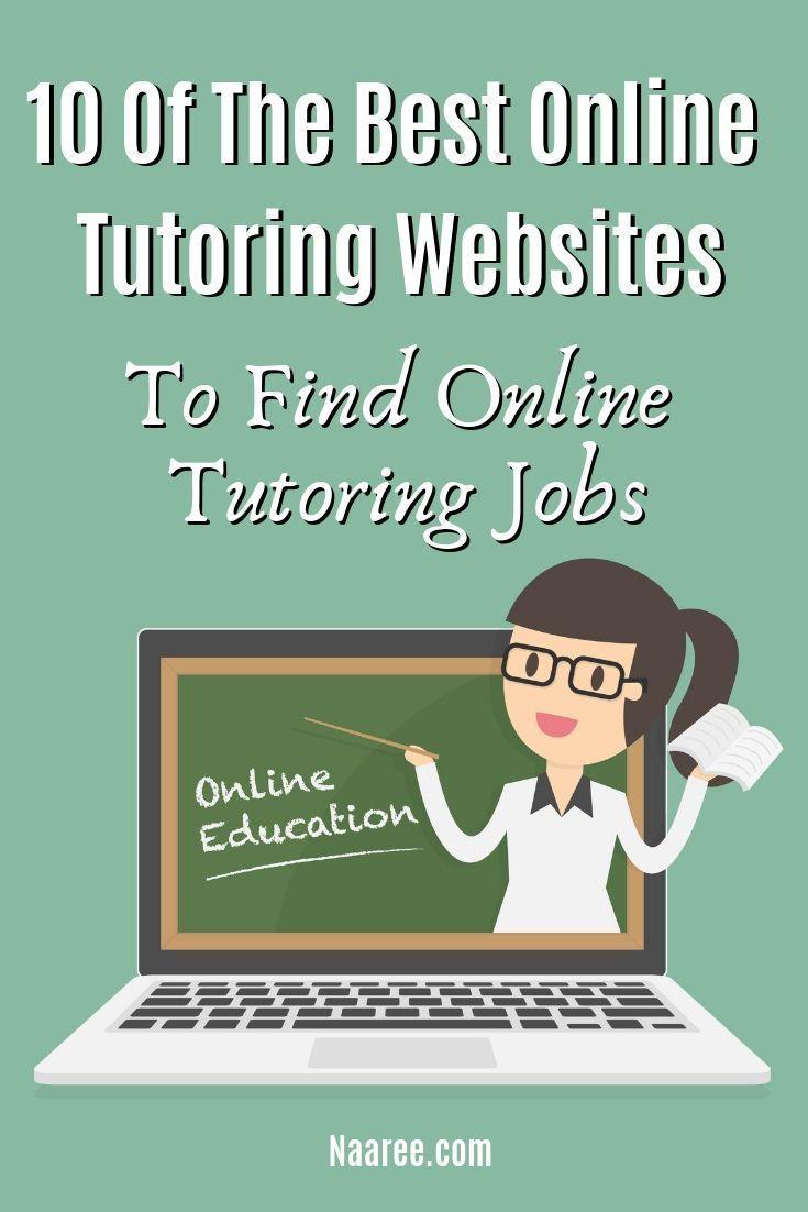 12 Of The Best Online Tutoring Websites To Find Online Tutoring