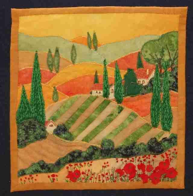 Toscana ( 20 x 22 cm)
