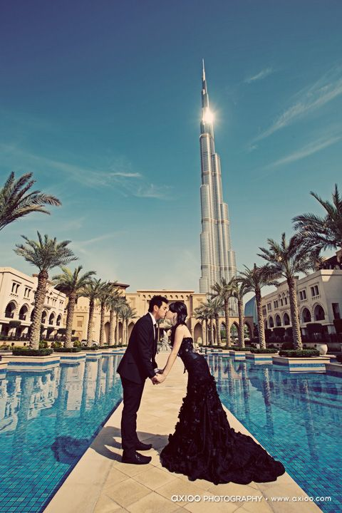 Romantic in Dubai by axioo photography