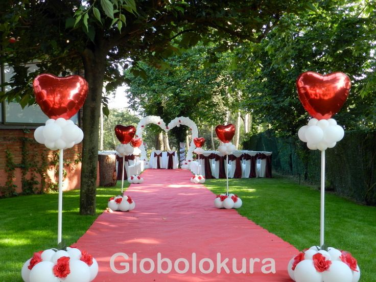 M s de 1000 ideas sobre globos para boda en pinterest for Arreglos con globos para boda en jardin