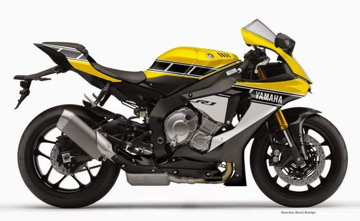 Yamaha YZF-R1 2015 Oberdan Bezzi