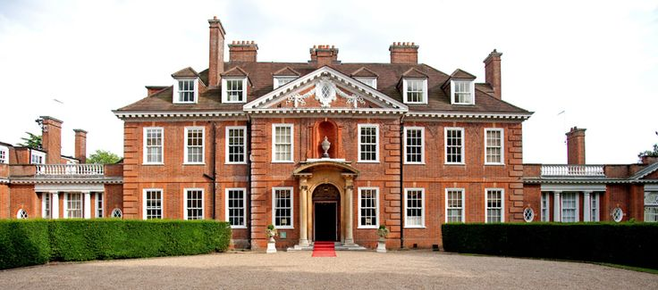 Hunton Park wedding venue, Hertfordshire
