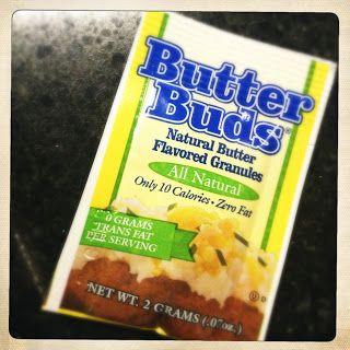 Slice Of Slim: CUPBOARD LOVE : Butter Buds