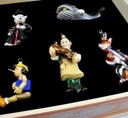 Pinochio set - Polishchristmasornaments
