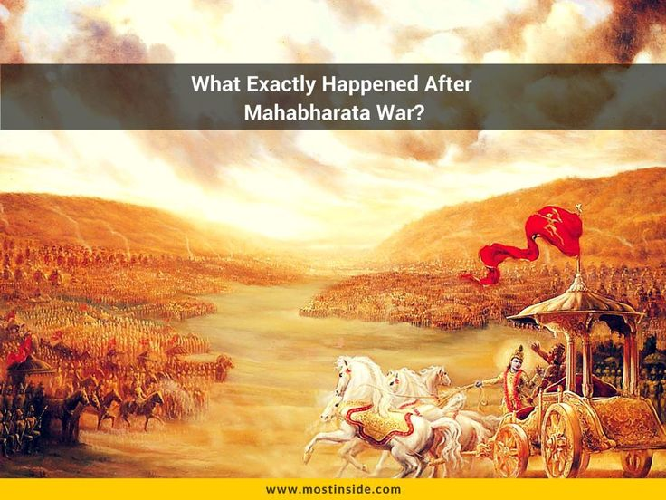 What Exactly Happened After Mahabharata War