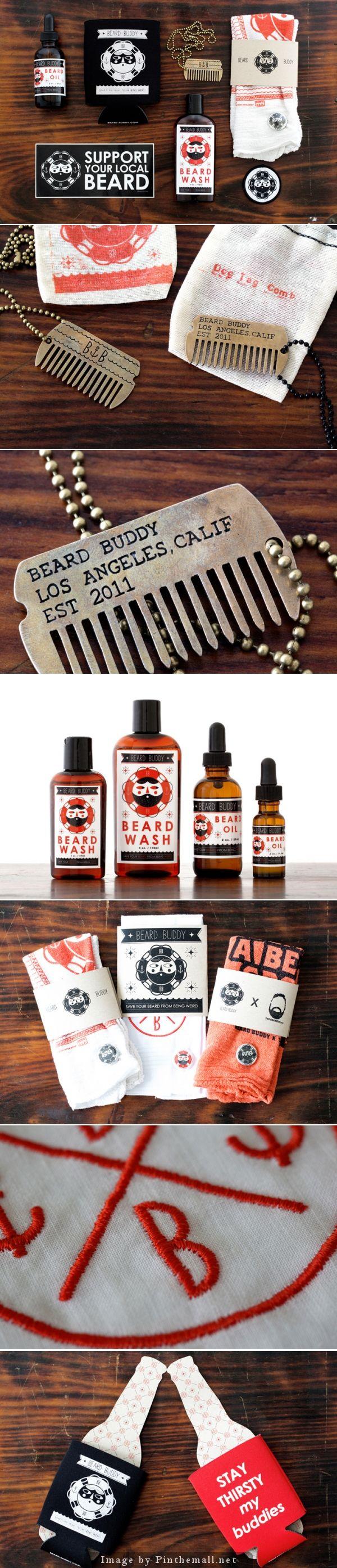 Branding Project: Beard Buddy