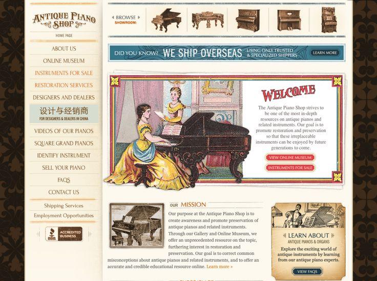 retro websites