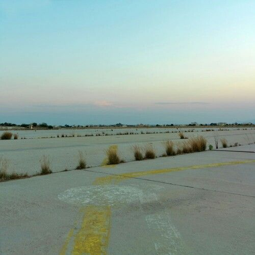 Athens Ellinikon Airport (closed since 2001)