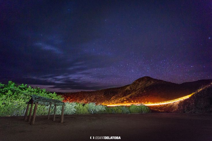 Light painting in Santispac Bay #Longexposure #josafatdelatoba #cabophotographer #loscabos #bajacaliforniasur #mexico #lightpainting