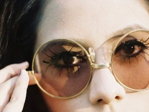 Rookie » Lonely Hearts Club (aka the sunglasses and lashes are the prettiest thing ever)