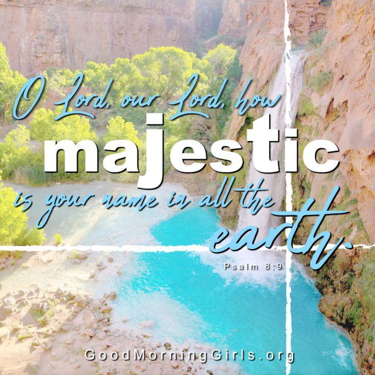 Good Morning Girls Resources {Psalms 6-10 | Spiritual Posts