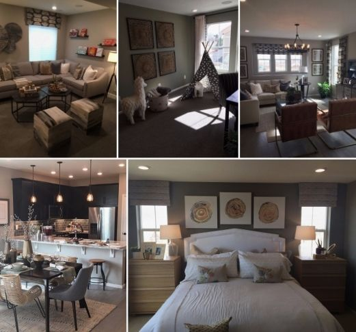 Kb model homes stapleton