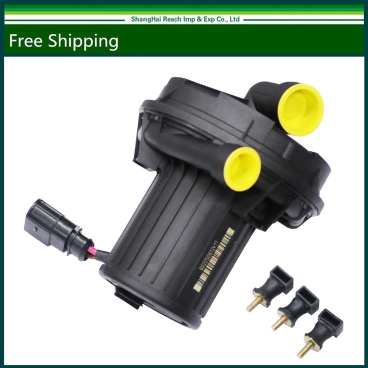 New Secondary Air Pump Smog Air Pump  For Audi A4 A6 A8 Q7 VW OE#:06A959253B,06A959253A,06A959253E,078906601E,06A959253B #Affiliate