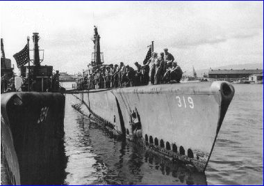 SUB ~ USS Becuna - Pearl Harbor Hawaii ~ BFD