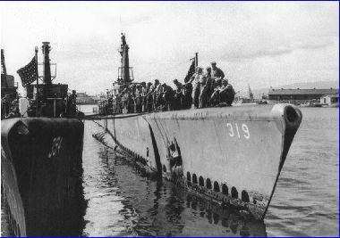 SUB ~ USS Becuna - Pearl Harbor Hawaii ~ BFD
