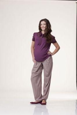 Bluzka Grace Mama i Ja/Maternity clothes blouse Grace http://maternity24.pl/pl/p/Bluzka-Grace-Mama-i-Ja-/1049