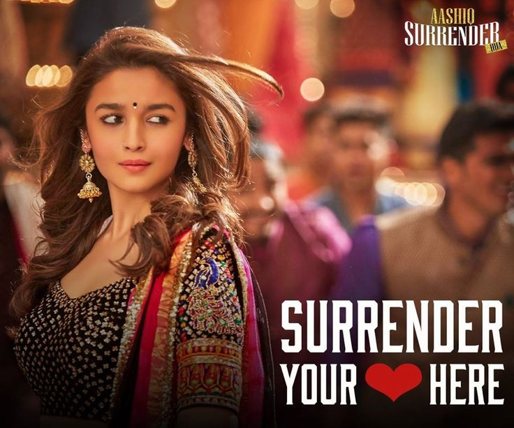 Help Badri surrender maximum dils to his to-be-dulhania! Hit the <3 button and nothing else! Keep the love coming! #AashiqSurrenderHua #AliaBhatt