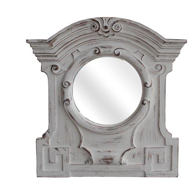 "34"" Legion Furniture Farmhouse Mirror LF1354AWH"