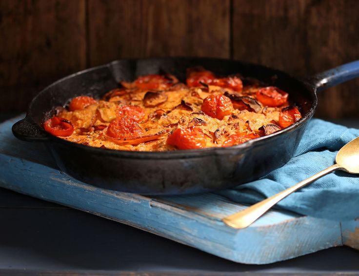 Sweet Potato Gratin Recipe | Abel & Cole