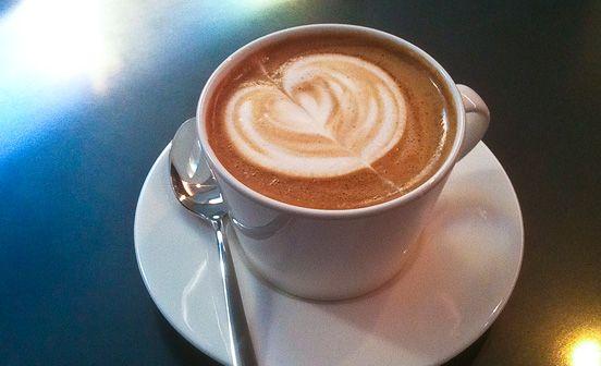 #cappuccino from a.cafe, the AKA Central Park European-style café and #espresso bar