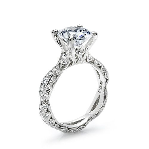 Pretty Engagement Ring