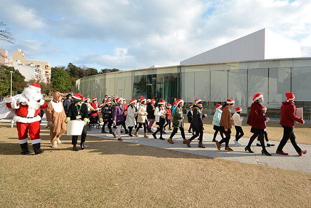 金沢21世紀美術館 | music@rt Season 9 Merry Marubi Christmas 癒しのクリスマス〜歌の翼にのせて〜
